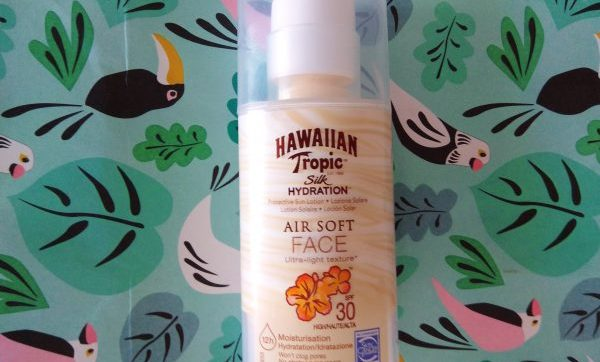AIR SOFT FACE de HAWAIIAN Tropic
