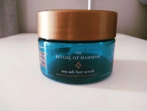 Rituals HAMMAM exfoliante corporal