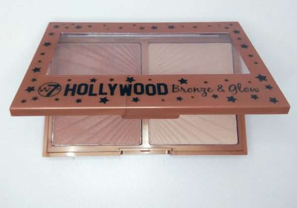 Paleta HOLLYWOOD de W7