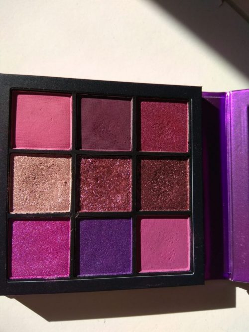 Paleta Huda Beauty