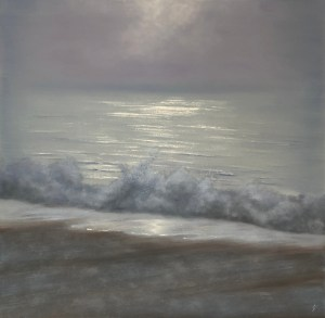 Original Seascape Painting - Vision