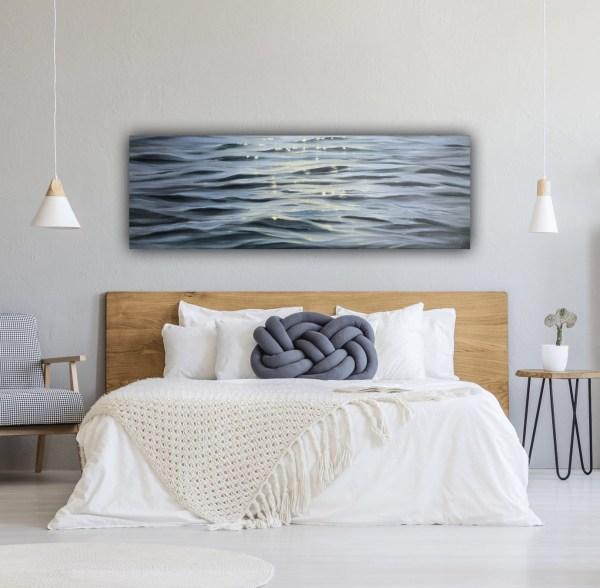 Large Original Coastal Painting