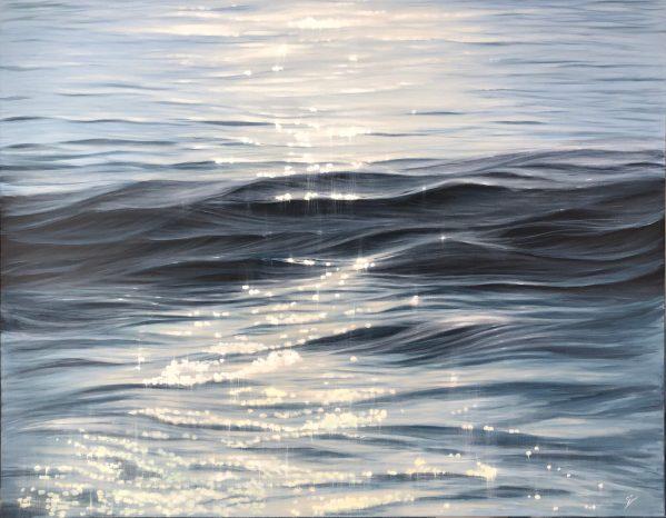 original contemporary seascape