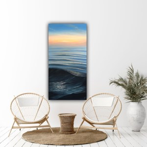 In Gratitude - original coastal sunrise painting
