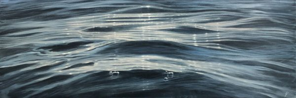 Under The Same Sun - large original painting of the Gulf of Mexico