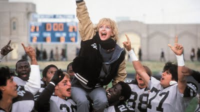Now Showing WildCats Starring Goldie Hawn Monday Movie