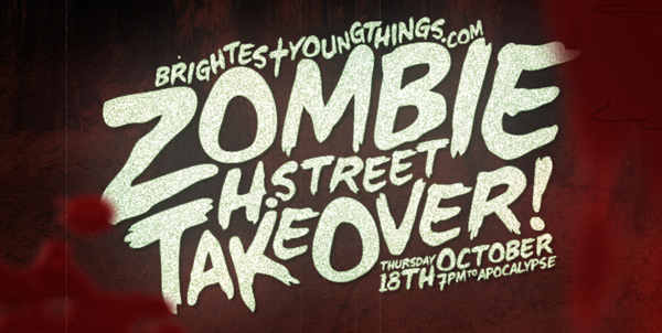 BYT Zombie Takeover
