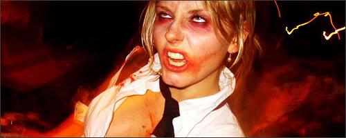Slut Zombie