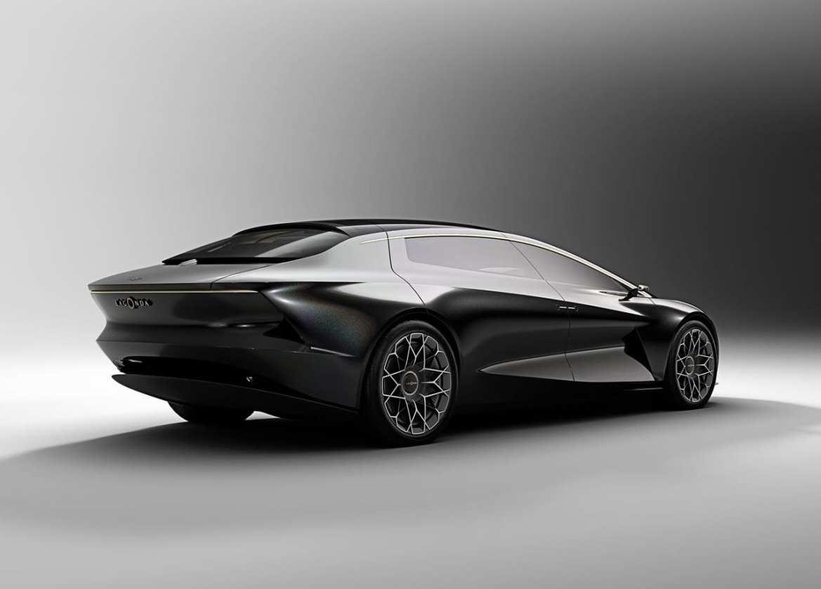 Aston Martin Lagonda Vision Exterior
