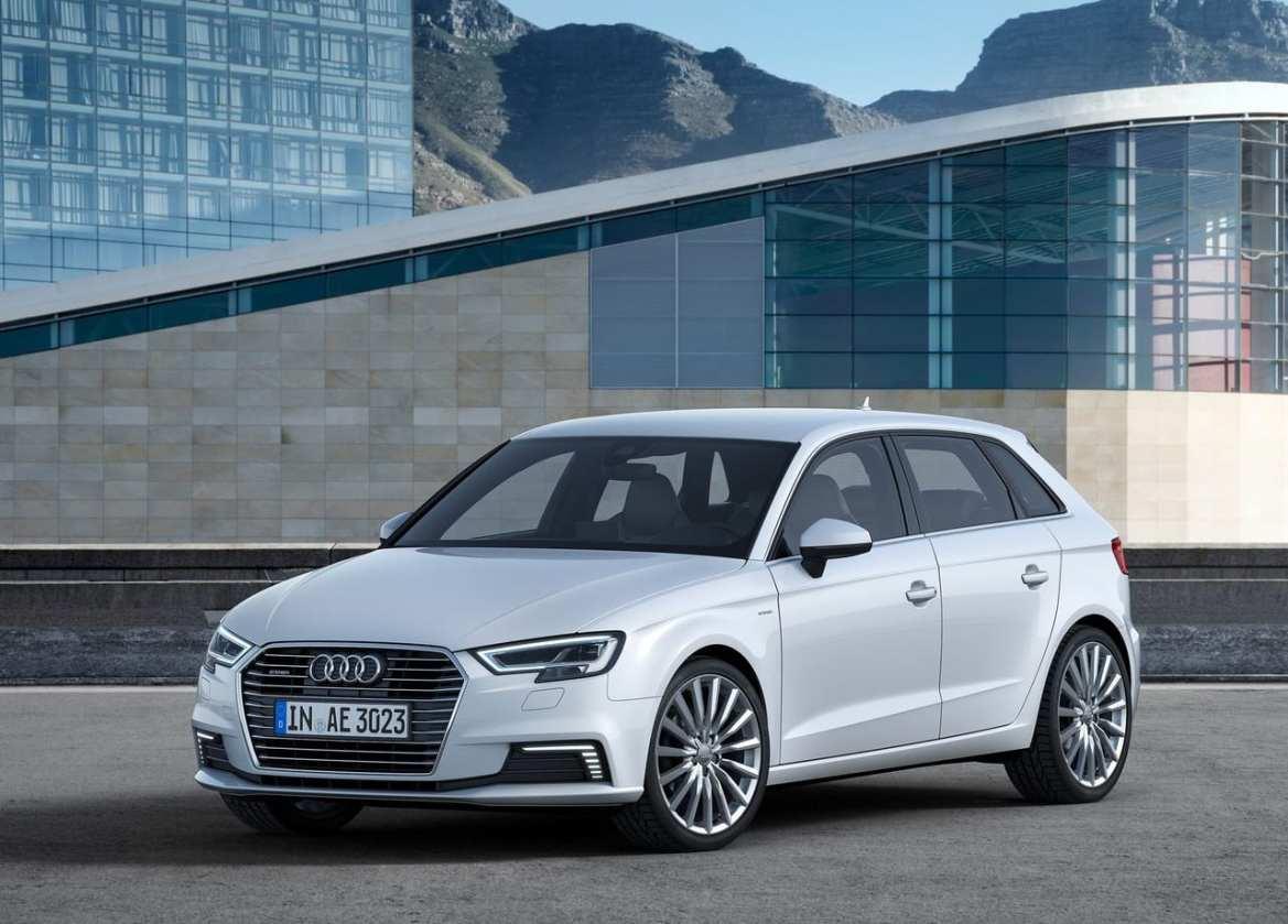 Audi A3 e-tron Exterior