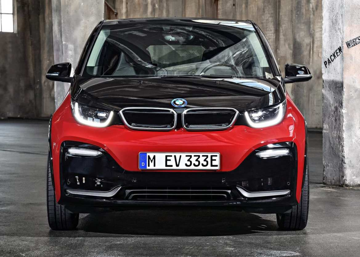 BMW i3s Exterior