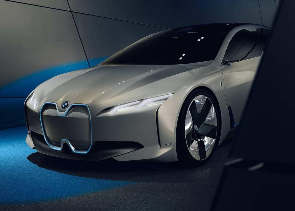 BMW iVision Dynamics Exterior
