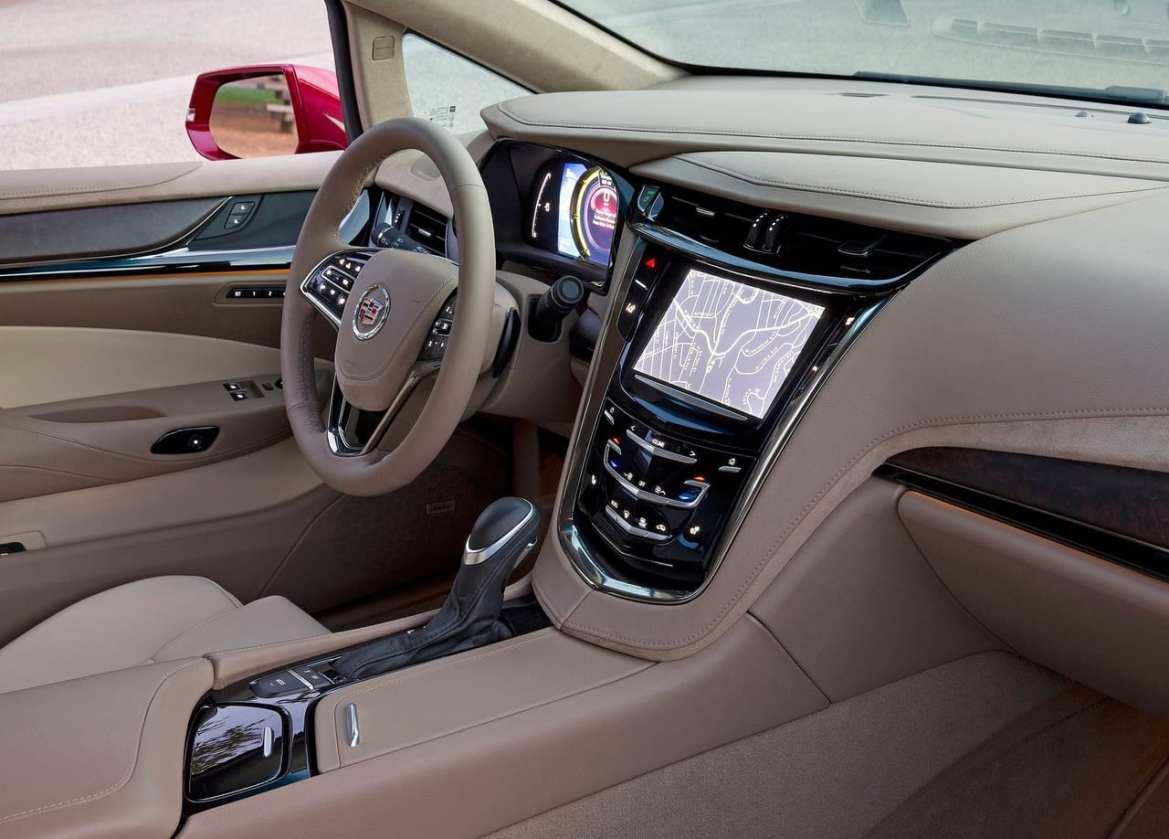 Cadillac ELR Interior