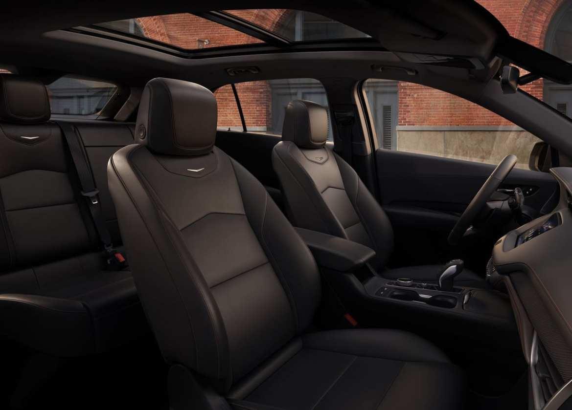 Cadillac XT4 Interior