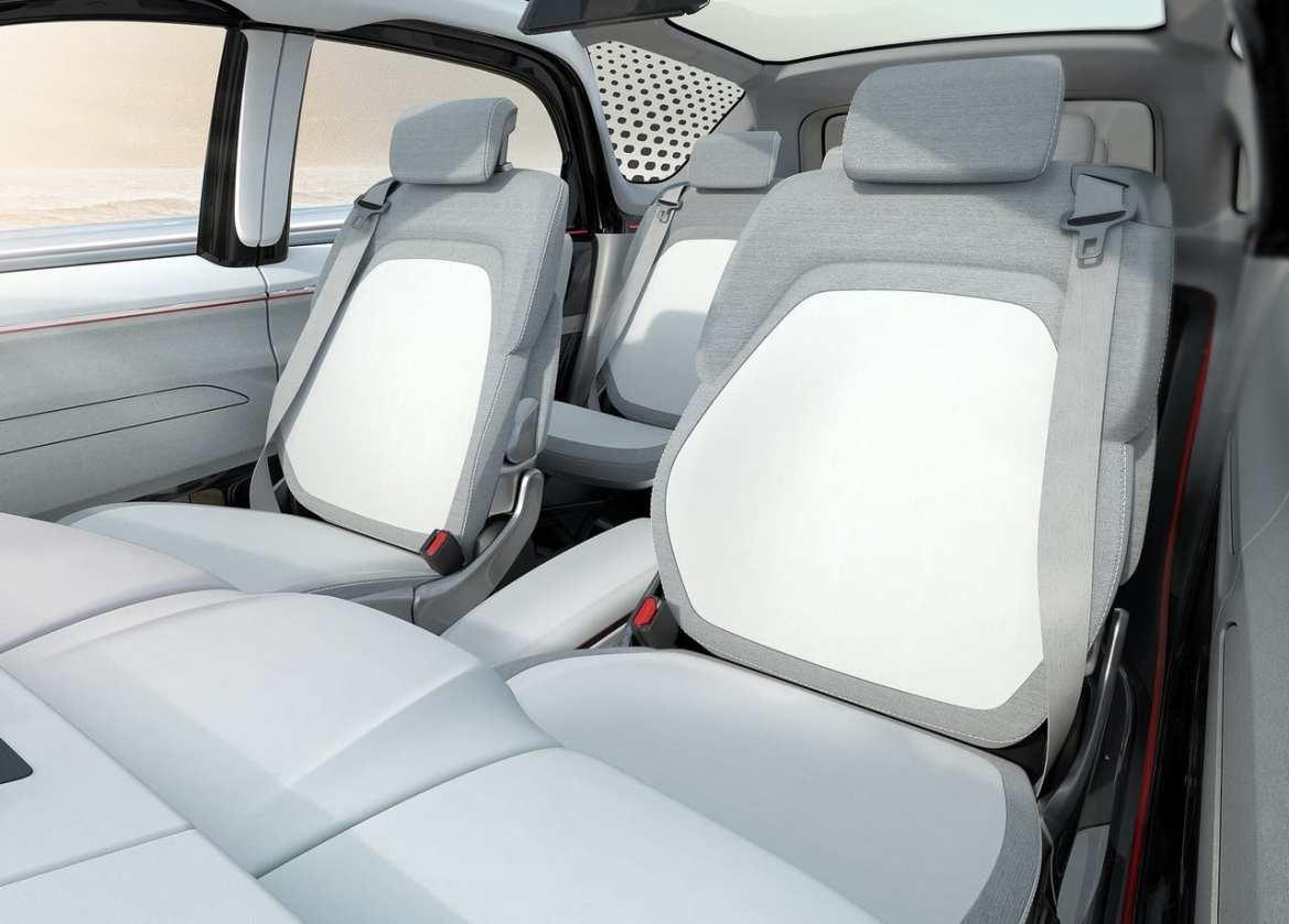 Chrysler Portal Concept Interior