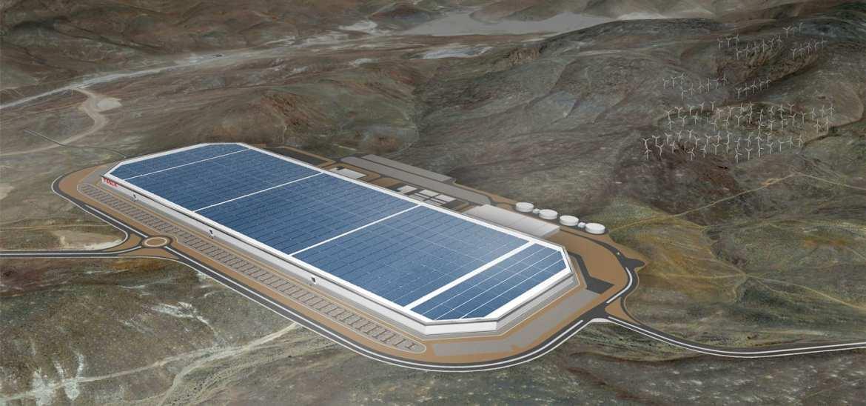 Latest Tesla News - Gigafactory 3