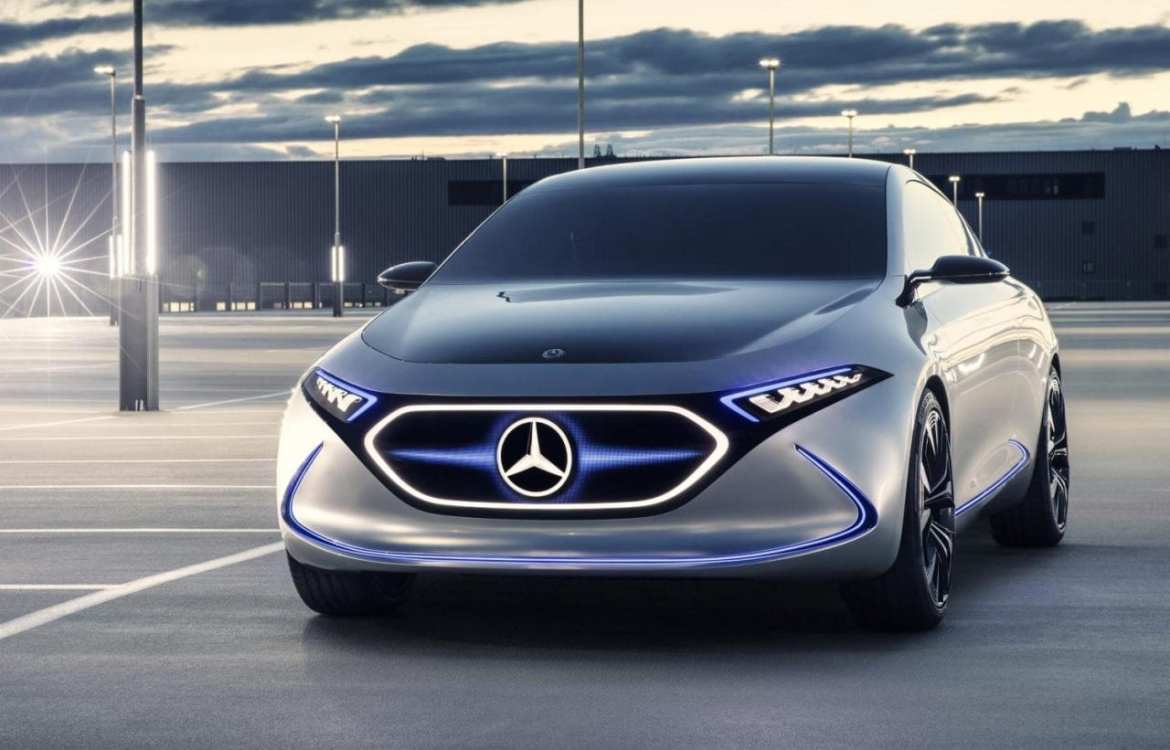 Mercedes EQA Electric Crossover
