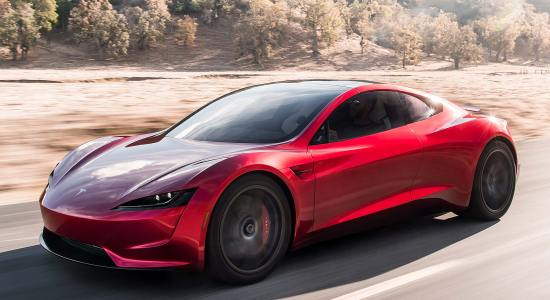 Tesla Roadster - upcoming electric cars