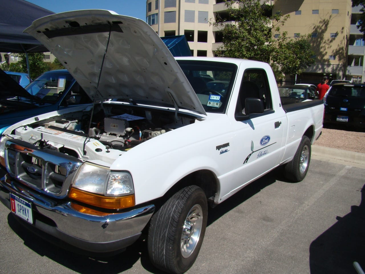 2002 Ford Ranger Ev Evbite