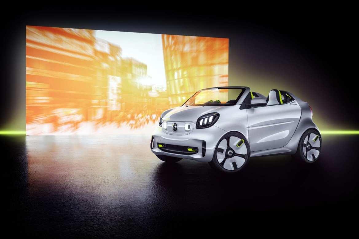 forease electric car concept
