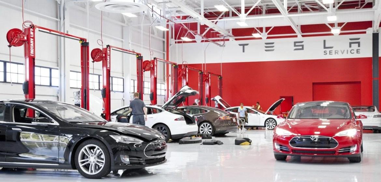 Latest Tesla News - Service Expansion