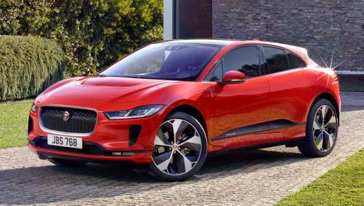 I-Pace - Best Electric SUV
