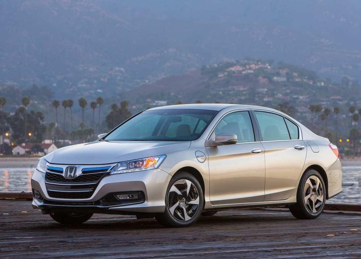Honda Accord PHEV01