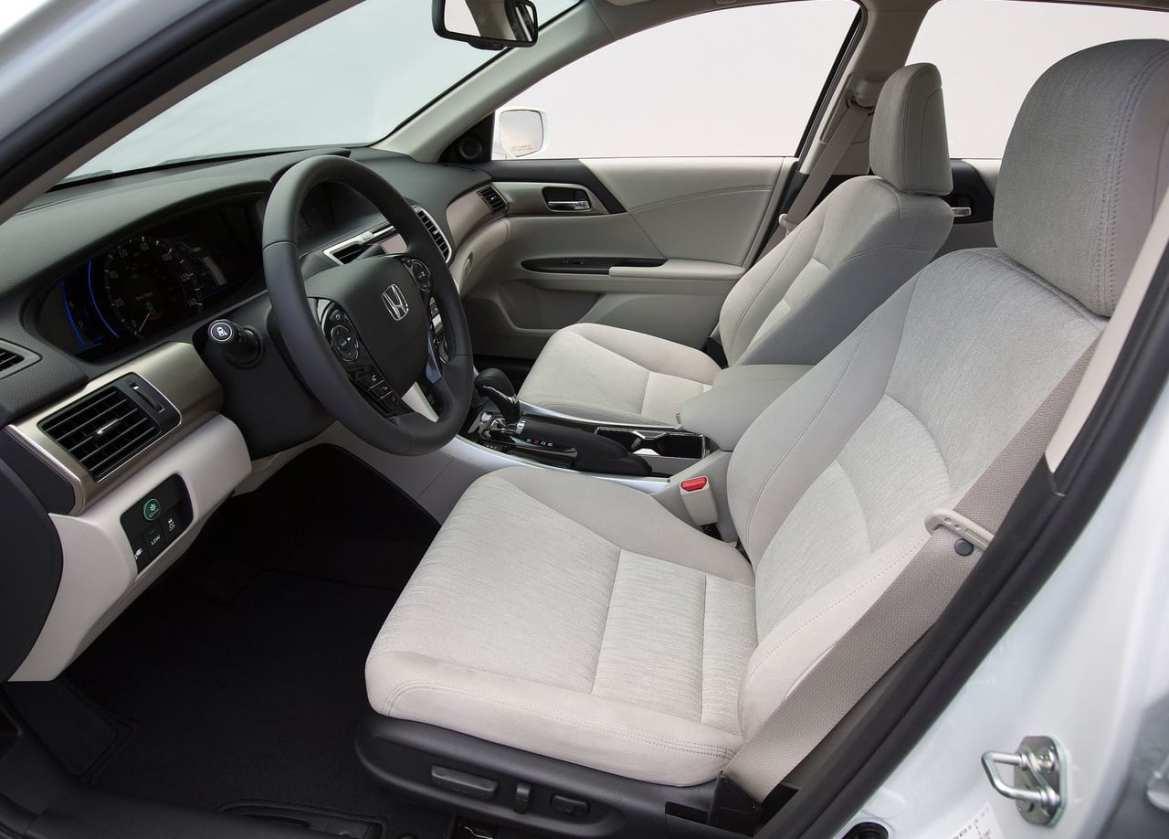 Honda Accord PHEV05