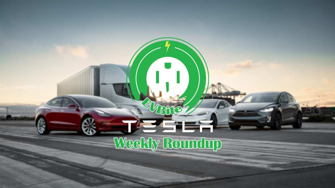 Latest Tesla News