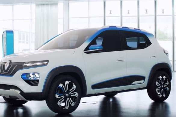 "New ""Affordable"" Renault Electric Car Unveiled"