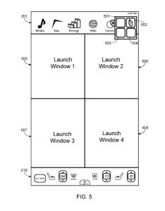 latest Tesla news - New GUI Patent