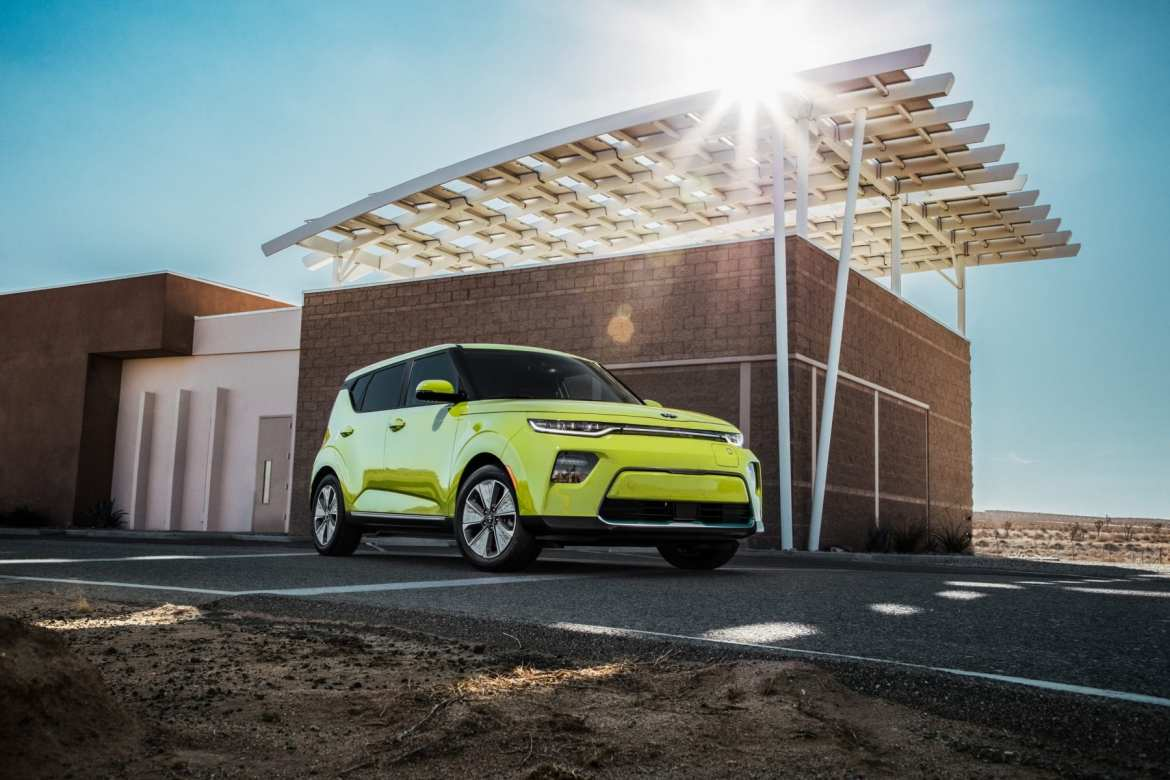Kia Soul EV Electric Crossover