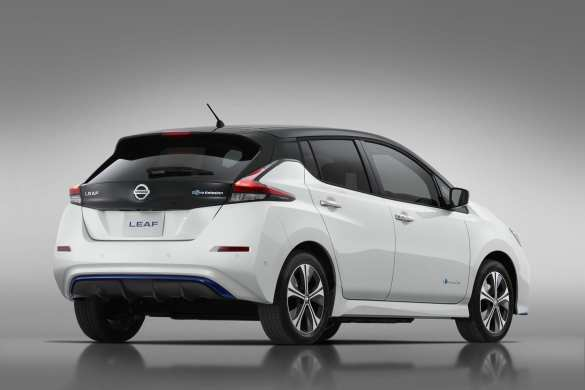 Nissan LEAF e+ with 226 mile Range Unveiled Along European and Japanese Pricing