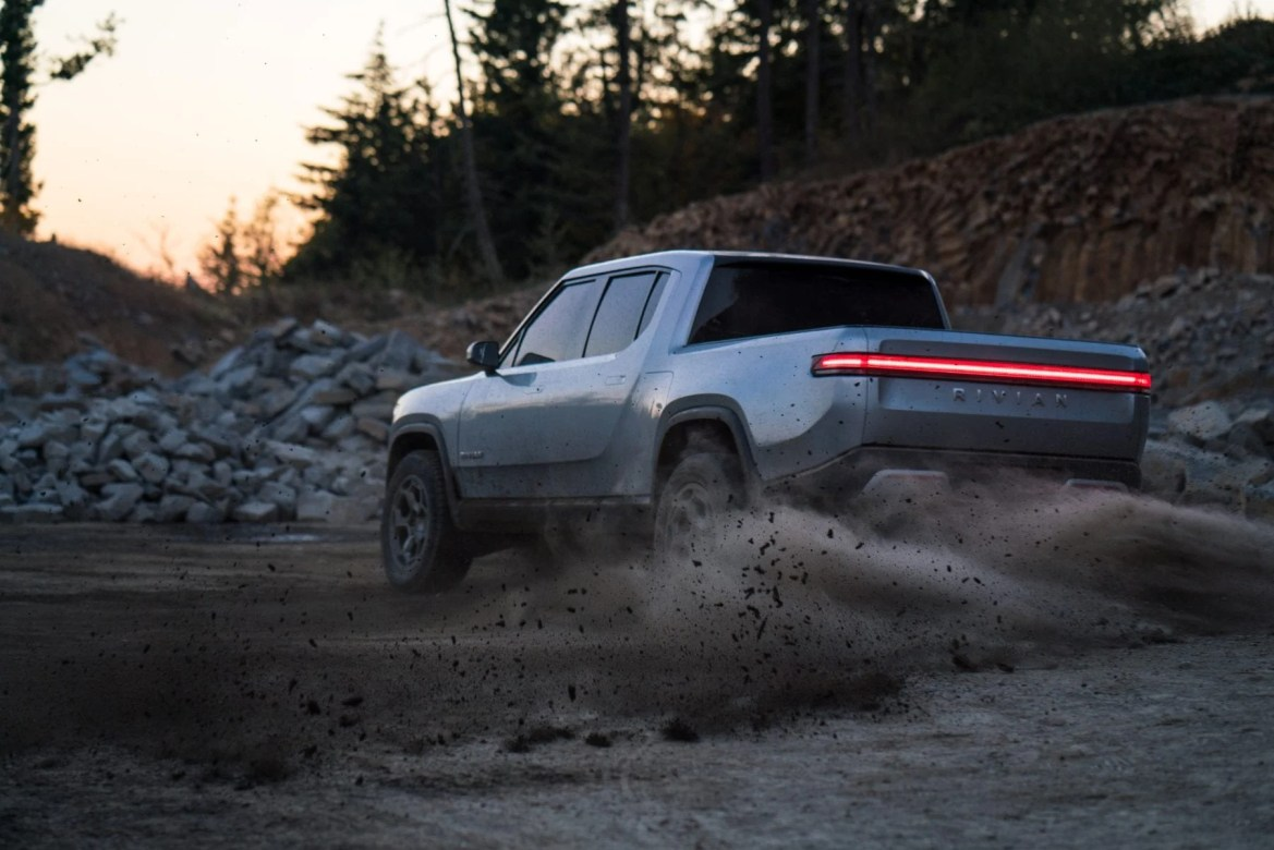 Off Road Electric Truck