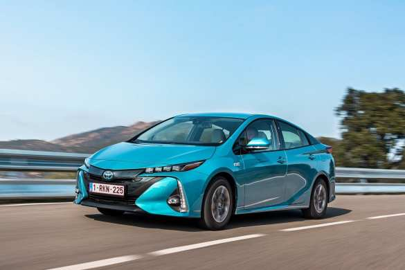 Toyota's Electric Car — Past, Present, and Future