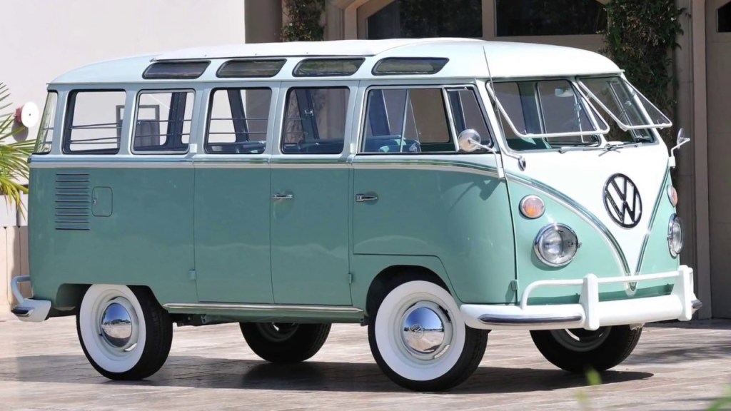 What We Know About The New Vw Electric Van Volkswagen Id Buzz
