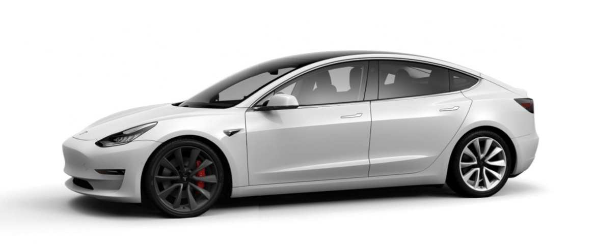 Tesla Model 3 Wheels Compared