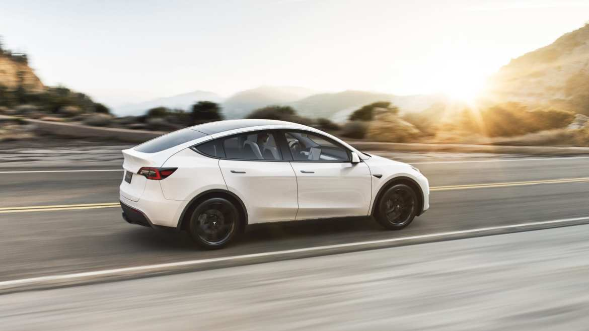 Tesla Model Y Electric Crossover