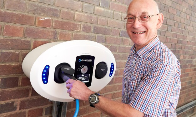 City Corporation launches new electric vehicle charging scheme for City residents