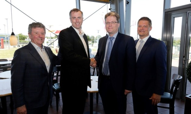 Tritium signs deal with IONITY for 100 high-power charging sites across Europe