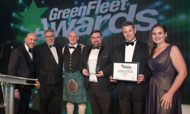SWARCO eVolt scoops top national award