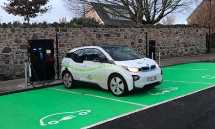 SWARCO eVolt Supports East Lothian Council Roll Out of New EV Charging Hubs