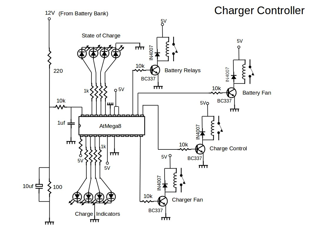 Charger Circuit