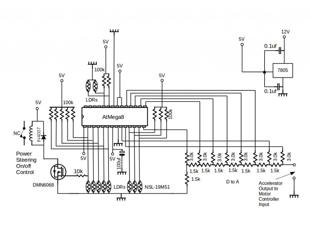 Optical Accelerator Circuit