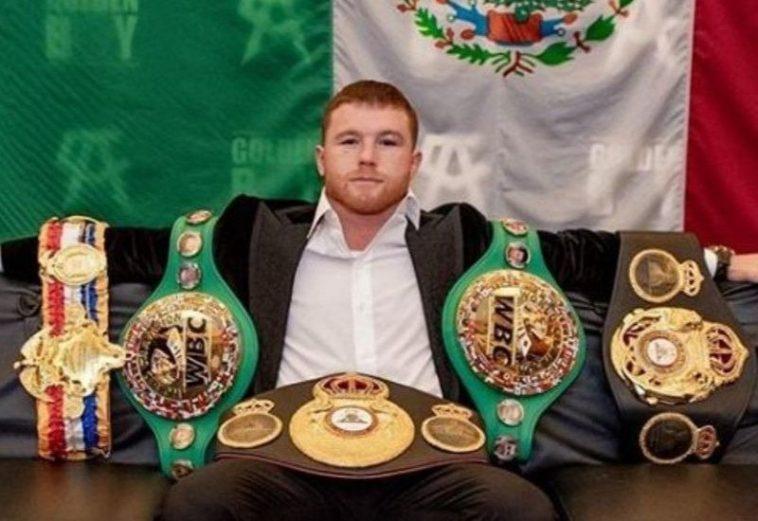 Canelo Álvarez (Showtime Boxing)