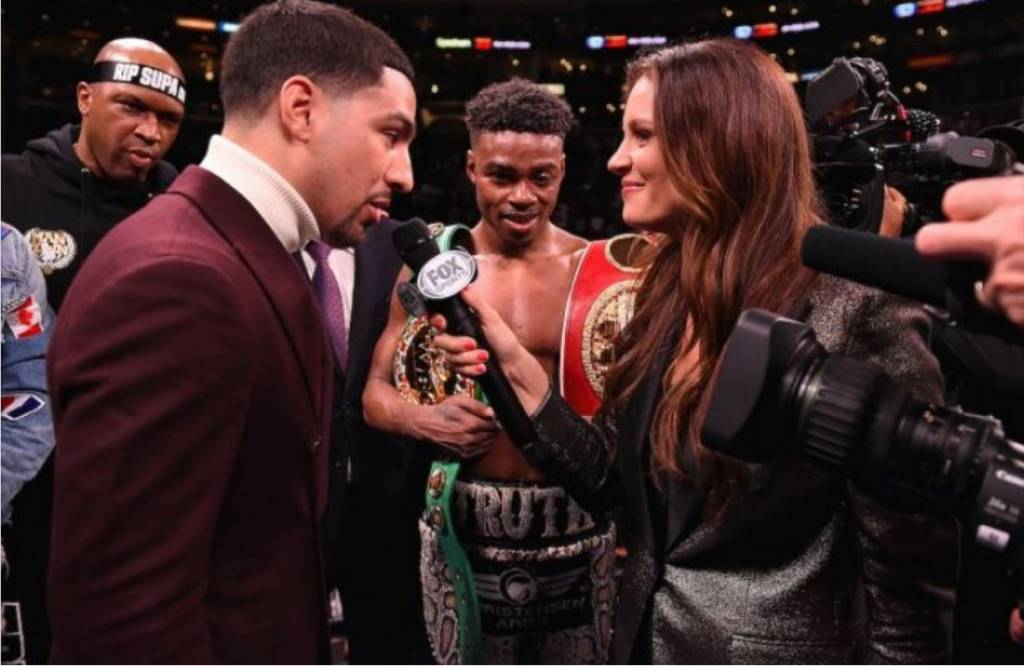 Danny García & Errol Spence (Showtime Boxing)