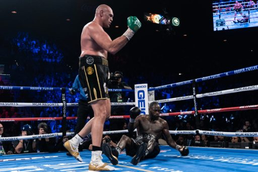 Tyson Fury & Deontay Wilder (Showtime Boxing)