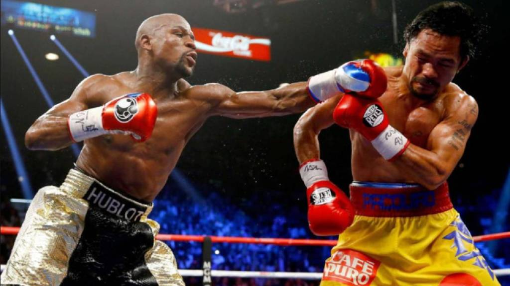 Floyd Mayweather & Manny Pacquiao (HBO Boxing)
