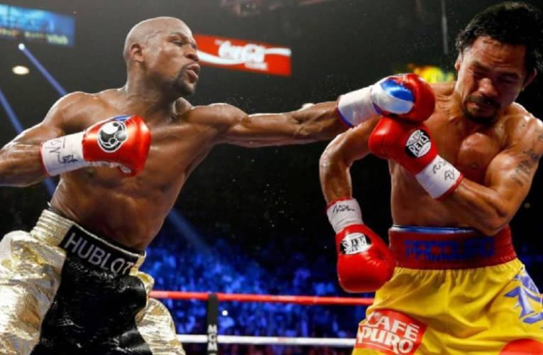 """""""Pacquiao, deja de llorar. Floyd no peleará contigo de nuevo"""""""