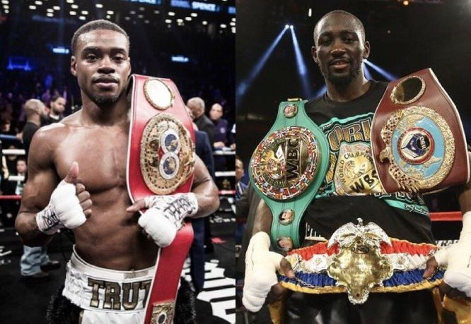 Errol Spence & Terence Crawford (Foto Cortesía)